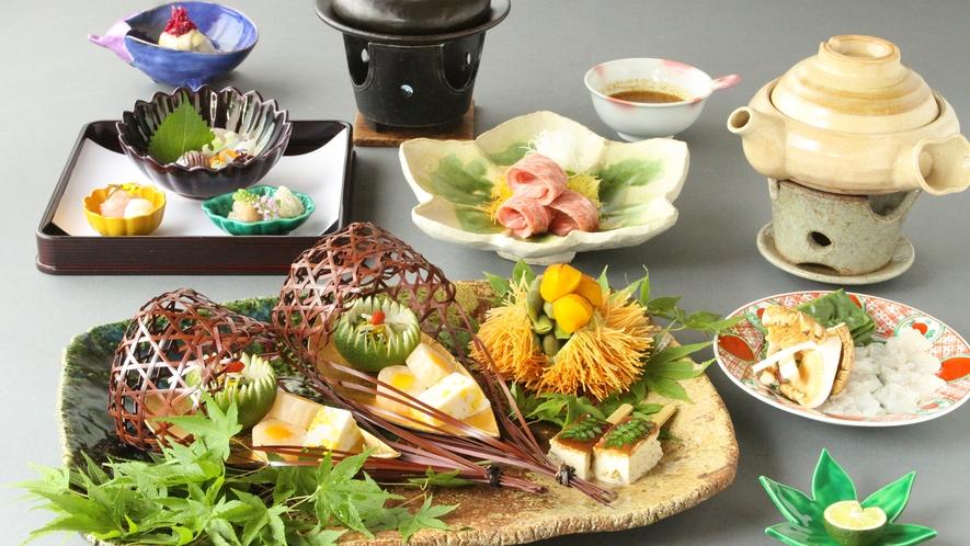 ■料理イメージ(秋)