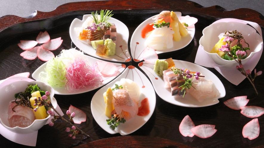 ■料理イメージ(春)