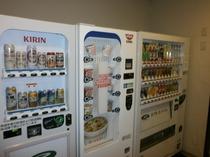各種自動販売機