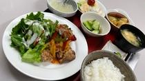 日替わり定食(チキン南蛮)