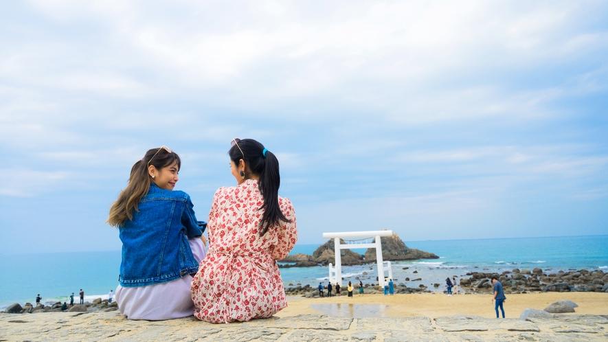 <周辺>糸島観光(車 約40分)
