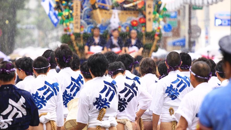 <周辺>博多祇園山笠(電車約15分)
