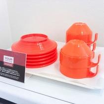 ◆レンジ用食器もご用意♪◆