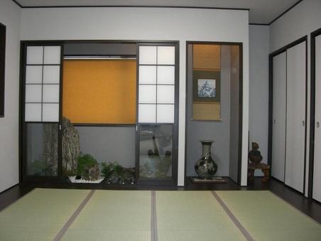 和室12畳(ファミリープラン用/バス・トイレ共同)