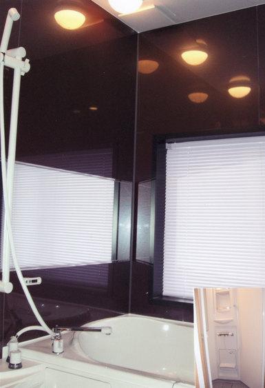 共用浴室とシャワールーム