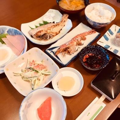 【料理イチオシ朝食付】おまかせ朝ご飯で1日をスタート!ビジネス・観光でのご利用に