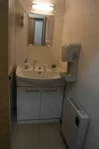 2Fトイレ内手洗い洗面台