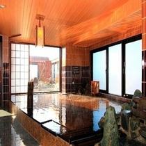 ◆天然温泉「岩木桜の湯」《男性》