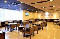 ◆2Fレストラン会場『HATAGO』 営業時間6:30~9:00最終入店(クローズ9:30)