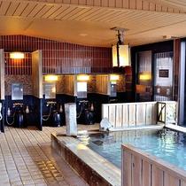 ◆女性大浴場洗い場