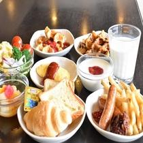 ◆朝食:洋食(一例)