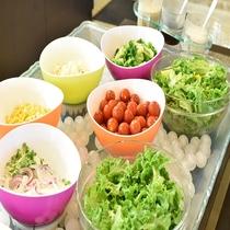 ◆朝食:サラダ