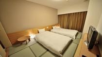 ◆和室21平米 和ベッド110cm×200cm×2台、和布団1組95cm×200cm ※3名様まで