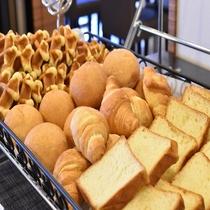◆朝食:ブレッド