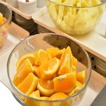 ◆朝食:フルーツ