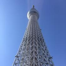 ◆東京スカイツリー(R)まで地下鉄浅草線+徒歩で約16分◆