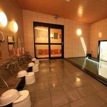 大浴場②ご利用可能時間は午後3時~午前2時、午前5時~午前10時でございます。