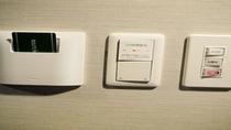 グランドアネックス客室カードキー差込口周辺イメージ