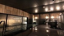 ホテルルートイン古河駅前グランドアネックスの大浴場「旅人の湯」