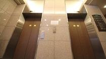 本館・別館ともにエレベーターは2機ございます。