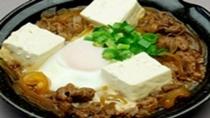 【牛すきやき豆腐】温かくてご飯にベリーマッチ♪