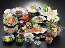 漱石プラン料理一例