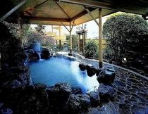 露天岩風呂1