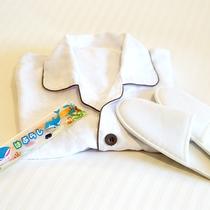 【無料お子様用パジャマ、スリッパ、歯ブラシ】 ※要事前連絡