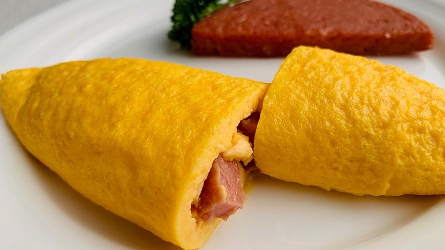 【朝食ビュッフェ】