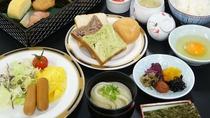 ◆朝食・和洋ハーフビュッフェ◆