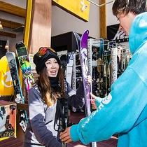 *スキーレンタル