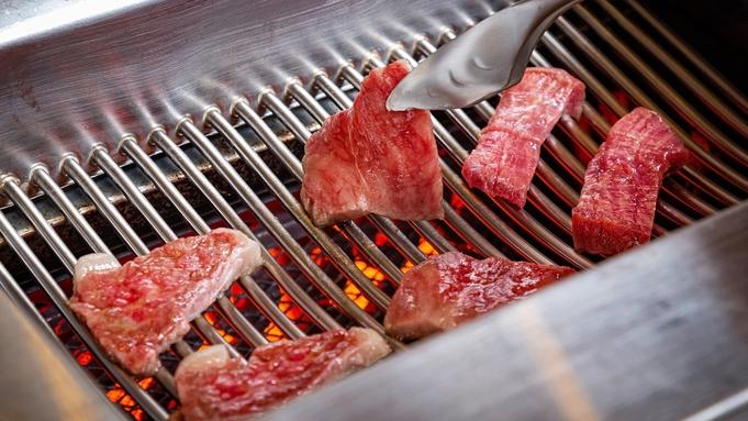 【秋冬旅セール】沖縄県産和牛やアグー豚を堪能♪贅沢焼肉<守礼>コース/夕朝食付