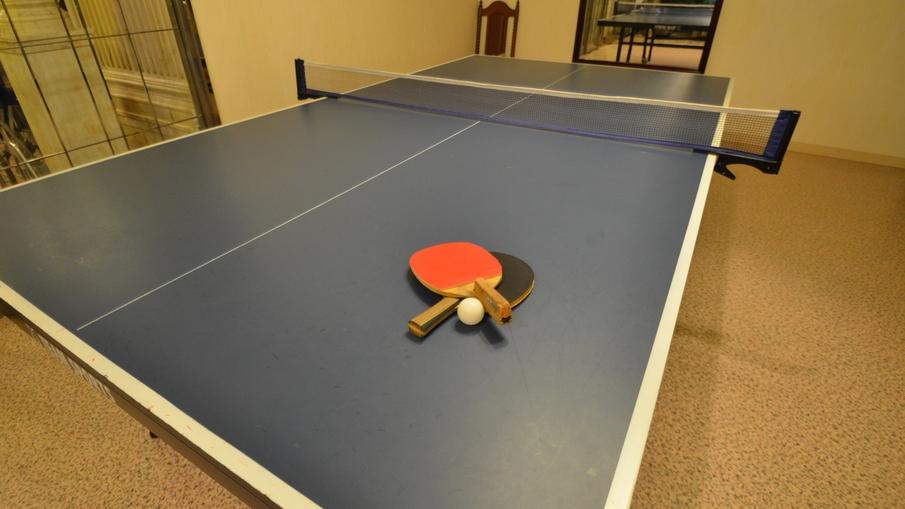 *【卓球】卓球は無料でご利用いただけます!