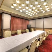 *会議室/さまざまな研修にご利用いただけます。