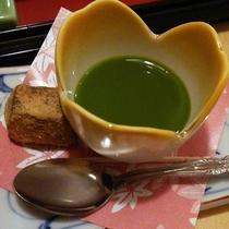 【*夕食一例】デザート