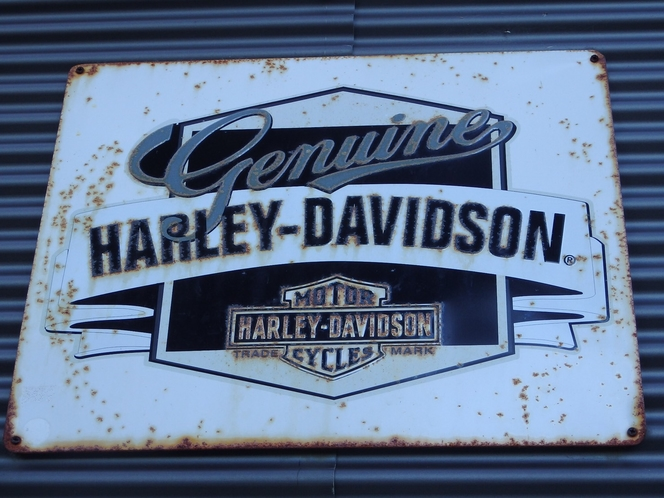 HARLEY看板2