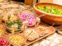朝食ビュッフェ(サラダ)Buffet (Salad)