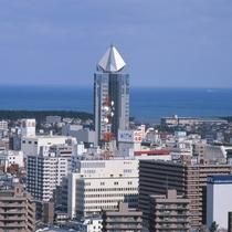 NEXT21 日本海【写真提供:公益財団法人新潟県観光協会】
