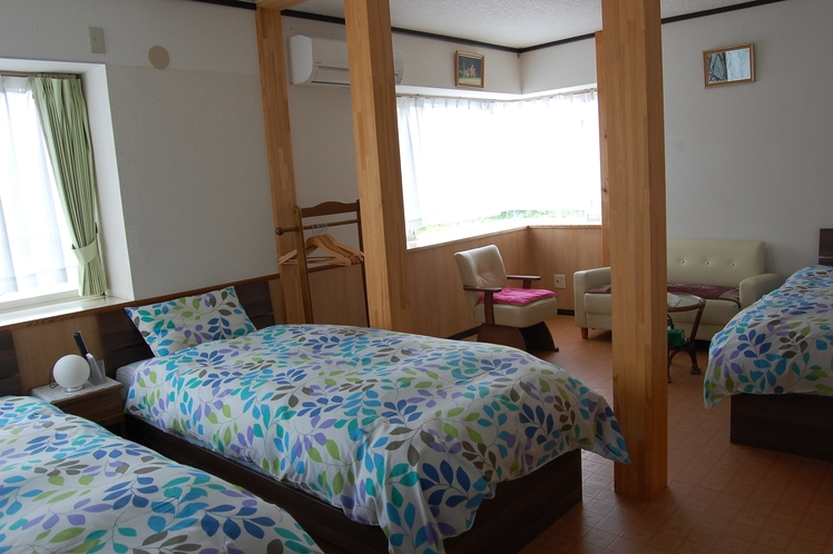 ペンション 3人部屋