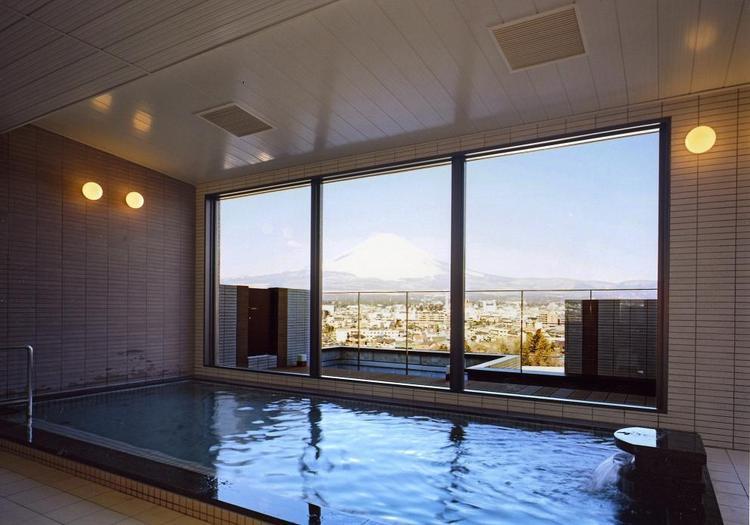 男性大浴場 富士見の湯