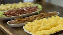 沖縄の朝食をイメージした日替わりのおかず