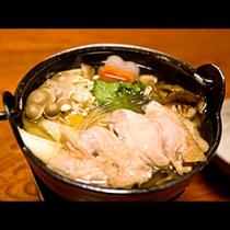 幻の鶏「天草大王」鍋