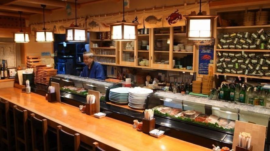 小政寿司(店内イメージ)