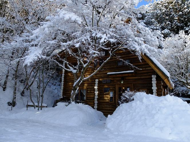 コーヒーハウス(冬)