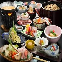 リーズナブルお料理コース「彩華」
