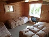全室床暖房・テレビ付