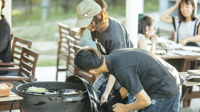 【夏BBQ】今年はタコスパーティ!夏にぴったりの「RicoRicoBBQ」<2食付き>