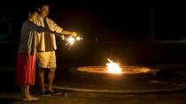 *【滞在イメージ】夏には花火も。アウトドア気分を盛り上げる焚き火とともにいかがでしょう?