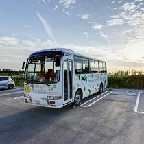 *【送迎バス】ユニバーサルシティ駅とホテル間の無料シャトルバスもございます。