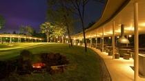 【屋外施設(BBQ会場)】「森とリルのBBQフィールド」舞洲の森で気軽に楽しむ本格BBQ